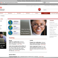 Genesys Website