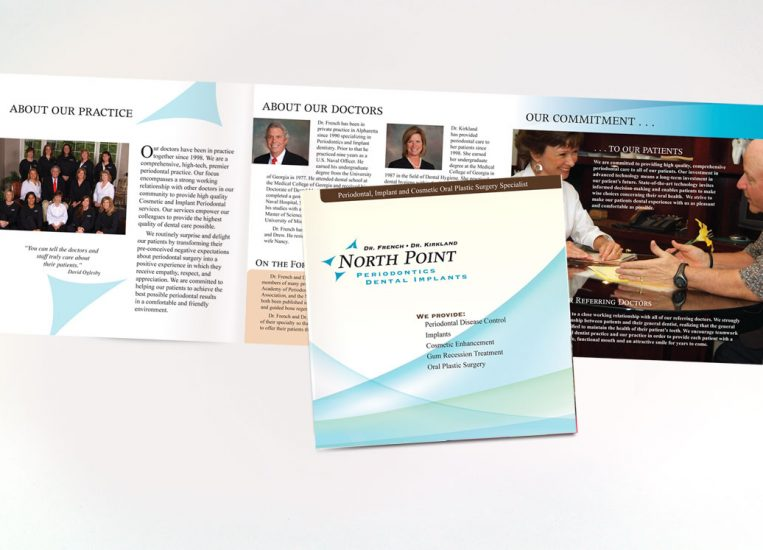 North Point Periodontics Brochure