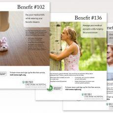 Benefit Ad Series