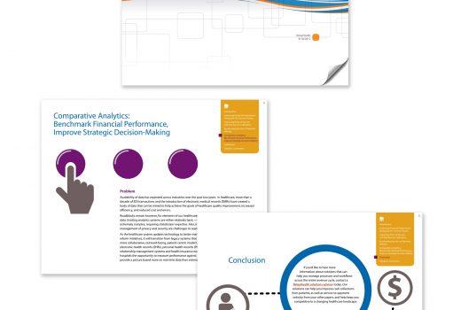 Interactive RelayHealth brochure